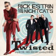 Rick Estrin: Twisted, CD