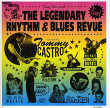 Tommy Castro: Legendary Rhythm & Blues Revue, CD