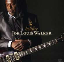 Joe Louis Walker: Hellfire, CD