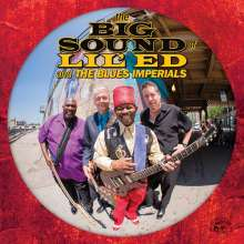 Lil' Ed & The Blues Imperials: The Big Sound Of Lil' Ed & The Blues Imperials, CD