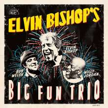 Elvin Bishop: Elvin Bishop's Big Fun Trio, CD