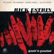 Rick Estrin: Groovin' In Greaseland, CD