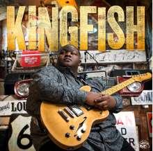 "Christone ""Kingfish"" Ingram: Kingfish, CD"