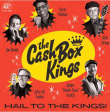 The Cash Box Kings: Hail To The Kings!, CD