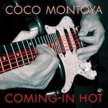 Coco Montoya: Coming In Hot, CD