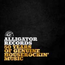 Alligator Records: 50 Years Of Genuine Houserockin' Music, 2 LPs
