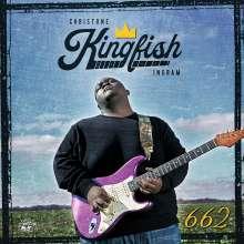 """Christone """"Kingfish"""" Ingram: 662, CD"""