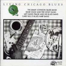 Living Chicago Blues Vol. 1, CD