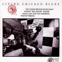 Living Chicago Blues Vol. 2, CD