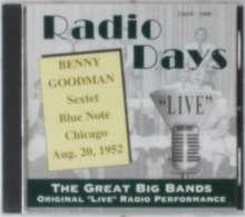 Benny Goodman (1909-1986): Blue Note Chicago, CD