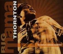 Big Mama Thornton: Complete Vanguard Recordings, 3 CDs