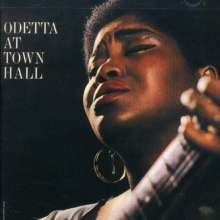 Odetta: At Town Hall, CD