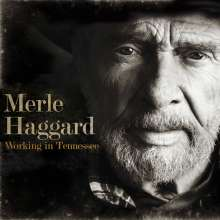 Merle Haggard: Working In Tennessee, CD