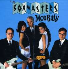 The Boxmasters: Modbilly (Box-Set), 2 CDs