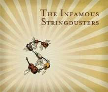 The Infamous Stringdusters: The Infamous Stringdusters, CD