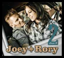 Joey & Rory: Album Number Two, CD