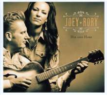 Joey & Rory: His And Hers, CD