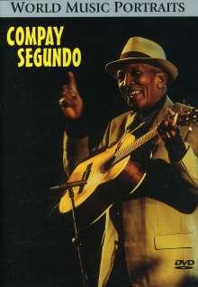 Compay Segundo: A Cuban Legend, DVD