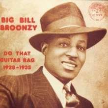 Big Bill Broonzy: Do That Guitar Rag, CD