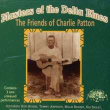 Blues Sampler: Masters Of The Delta Blues: The Friends of Charlie Patton, CD