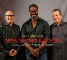 Jazz Funk Soul: More Serious Business, CD