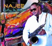 Najee: Poetry In Motion, CD