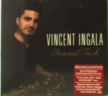 Vincent Ingala (geb. 1992): Personal Touch, CD