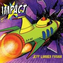 Jeff Lorber (geb. 1952): Impact, CD