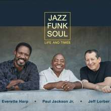 Jazz Funk Soul: Life And Times, CD