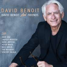 David Benoit (geb. 1953): David Benoit And Friends, CD