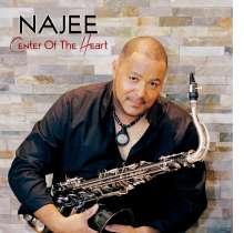 Najee: Center Of The Heart, CD