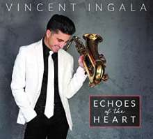 Vincent Ingala (geb. 1992): Echoes Of The Heart, CD