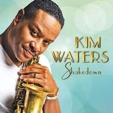 Kim Waters: Shakedown, CD
