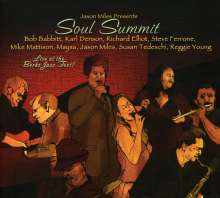 Soul Summit: Can You Feel It, CD