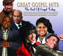 Great Gospel Hits: The Soul Of Gospel Today, CD