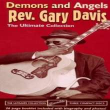 Blind Gary Davis: Demons And Angels: The Ultimate Collection, 3 CDs