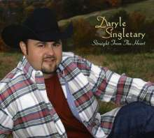 Daryle Singletary: Straight From The Heart, CD