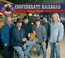 Confederate Railroad: Cheap Thrills, CD