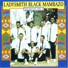 Ladysmith Black Mambazo: The Best Of Ladysmith Black Mambazo Vol.2, CD