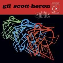 Gil Scott-Heron (1949-2011): Spirits (25th Anniversary) (Red Vinyl), 2 LPs