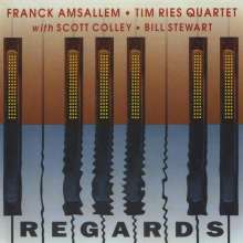 Franck Amsallem & Tim Ries: Regards, CD