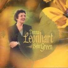 Donna Leonhart: Bein' green, CD