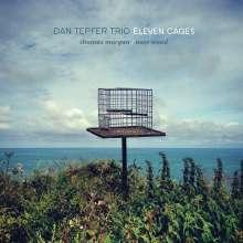 Dan Tepfer (geb. 1982): Eleven Cages, CD