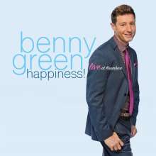 Benny Green (Piano) (geb. 1963): Happiness!: Live, CD