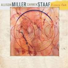 Allison Miller & Carmen Staaf: Science Fair, CD