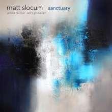 Matt Slocum (drums) (geb. 1981): Sanctuary, CD