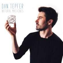 Dan Tepfer (geb. 1982): Natural Machines, CD