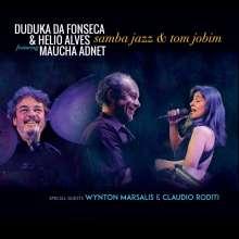 Duduka Da Fonseca & Helio Alves: Samba Jazz & Tom Jobim, CD