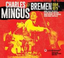 Charles Mingus (1922-1979): Mingus In Bremen 1964 & 1975, 4 CDs