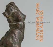 Marc Mommaas & Nikolaj Hess: Ballads And Standards, CD